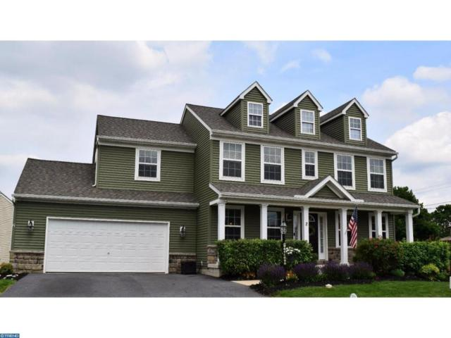 2 Dawkins Drive, East Earl, PA 17519 (MLS #266563) :: The Craig Hartranft Team, Berkshire Hathaway Homesale Realty