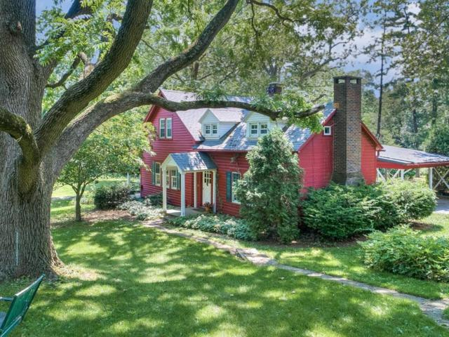 124 Big Spring Road, Robesonia, PA 19551 (MLS #266569) :: The Craig Hartranft Team, Berkshire Hathaway Homesale Realty