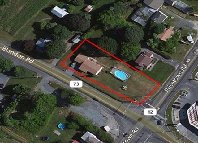 597 Blandon Road, Fleetwood, PA 19522 (MLS #266573) :: The Craig Hartranft Team, Berkshire Hathaway Homesale Realty