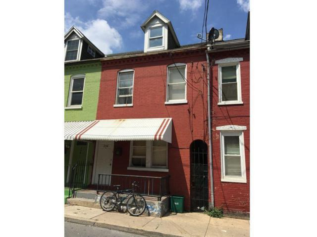 336 Beaver Street, Lancaster, PA 17603 (MLS #266769) :: The Craig Hartranft Team, Berkshire Hathaway Homesale Realty