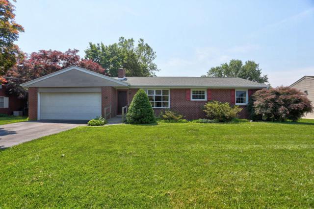 17 Oak Lane, Stevens, PA 17578 (MLS #266784) :: CENTURY 21 Core Partners