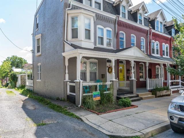 445 Nevin Street, Lancaster, PA 17603 (MLS #266861) :: The Craig Hartranft Team, Berkshire Hathaway Homesale Realty