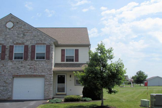 40 Harvest Mill Lane, Palmyra, PA 17078 (MLS #267068) :: The Craig Hartranft Team, Berkshire Hathaway Homesale Realty