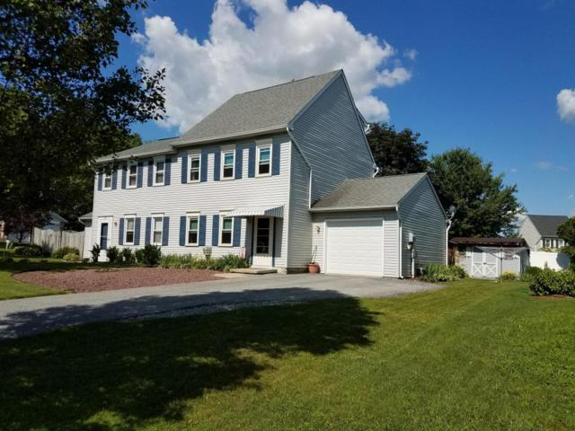 218 Adams Drive, Womelsdorf, PA 19567 (MLS #267109) :: The Craig Hartranft Team, Berkshire Hathaway Homesale Realty