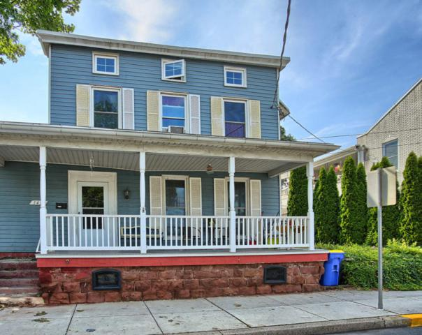 143 N Union Street, Middletown, PA 17057 (MLS #267747) :: The Craig Hartranft Team, Berkshire Hathaway Homesale Realty