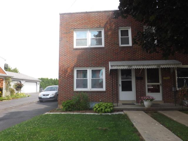 226.5 Miller Street, Strasburg, PA 17579 (MLS #267771) :: The Craig Hartranft Team, Berkshire Hathaway Homesale Realty