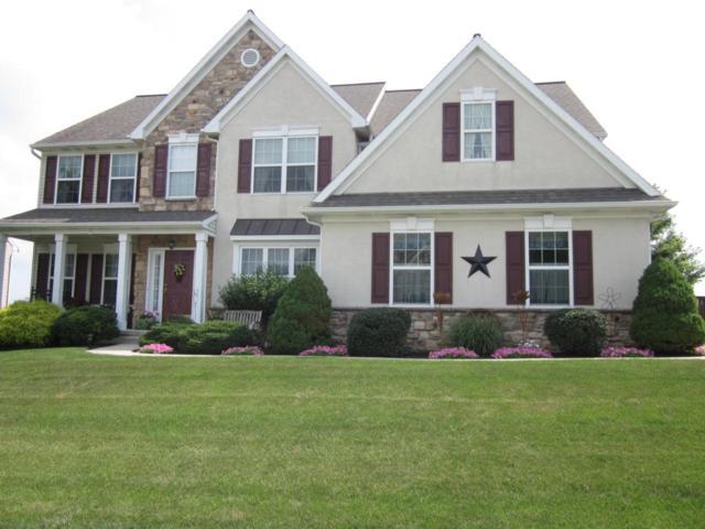 143 Bonneville Drive, Ronks, PA 17572 (MLS #267813) :: The Craig Hartranft Team, Berkshire Hathaway Homesale Realty