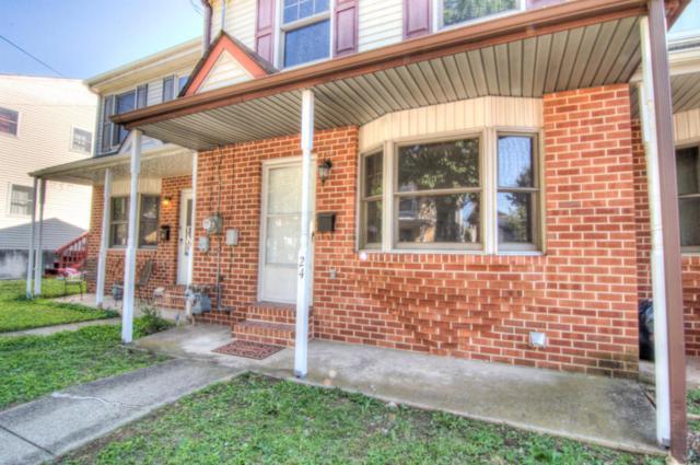 24 W 2ND Street, Pottstown, PA 19464 (MLS #267855) :: The Craig Hartranft Team, Berkshire Hathaway Homesale Realty
