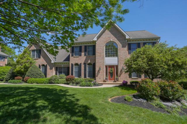 1118 Oakmont Drive, Lancaster, PA 17601 (MLS #267923) :: The Craig Hartranft Team, Berkshire Hathaway Homesale Realty