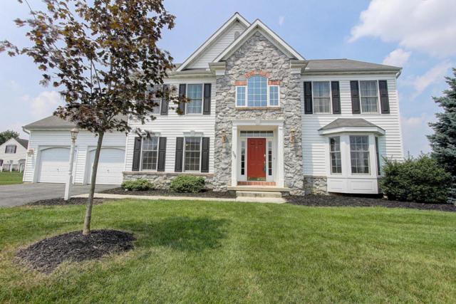 507 Rose Petal Lane, Mount Joy, PA 17552 (MLS #267990) :: The Craig Hartranft Team, Berkshire Hathaway Homesale Realty