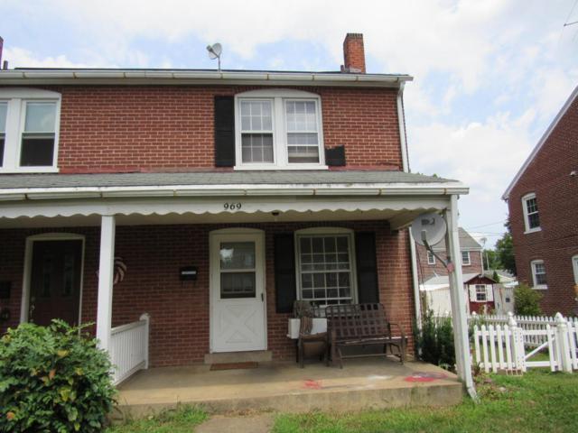 969 Center Avenue, Lancaster, PA 17601 (MLS #267999) :: The Craig Hartranft Team, Berkshire Hathaway Homesale Realty