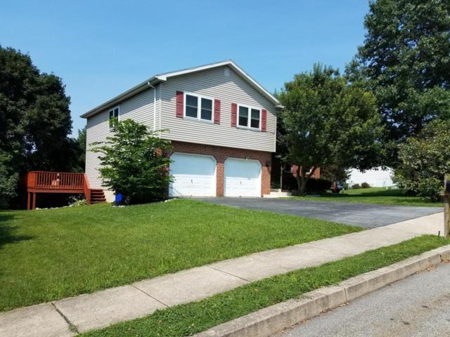 9 Ridge Way, Womelsdorf, PA 19567 (MLS #268029) :: The Craig Hartranft Team, Berkshire Hathaway Homesale Realty