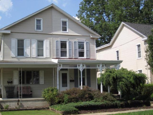 147 W Sheridan, Annville, PA 17003 (MLS #268677) :: The Craig Hartranft Team, Berkshire Hathaway Homesale Realty