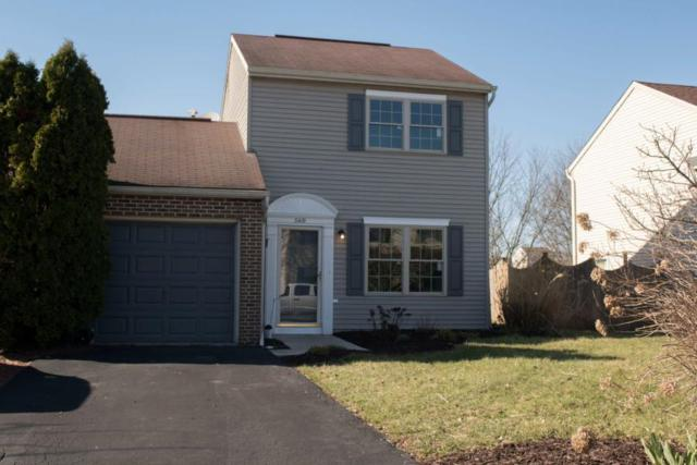 3419 Glen Hollow Drive, Dover, PA 17315 (MLS #269172) :: CENTURY 21 Core Partners
