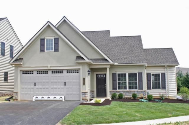 1295 Fieldstone Drive #15, Mount Joy, PA 17552 (MLS #269948) :: The Craig Hartranft Team, Berkshire Hathaway Homesale Realty