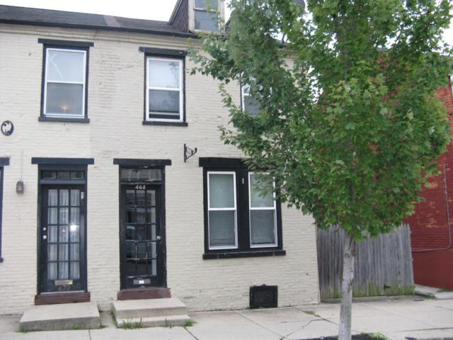 468 Locust Street, Columbia, PA 17512 (MLS #270378) :: The Craig Hartranft Team, Berkshire Hathaway Homesale Realty