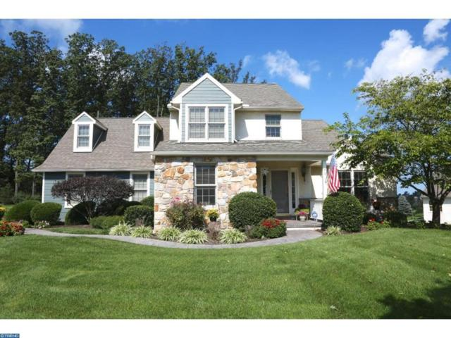 40 Parkside Drive #0052, Elverson, PA 19520 (MLS #270392) :: The Craig Hartranft Team, Berkshire Hathaway Homesale Realty