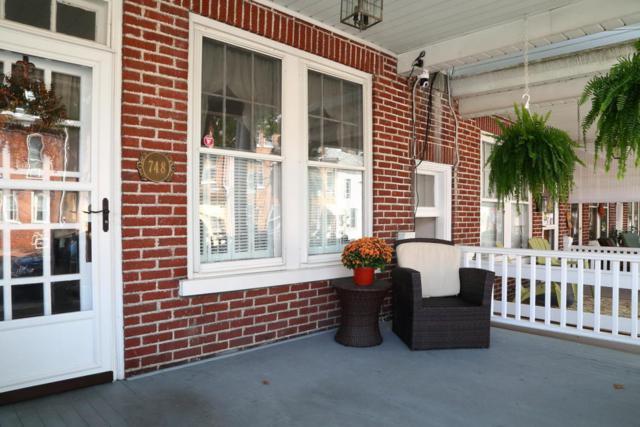 748 Walnut Street, Columbia, PA 17512 (MLS #270457) :: The Craig Hartranft Team, Berkshire Hathaway Homesale Realty