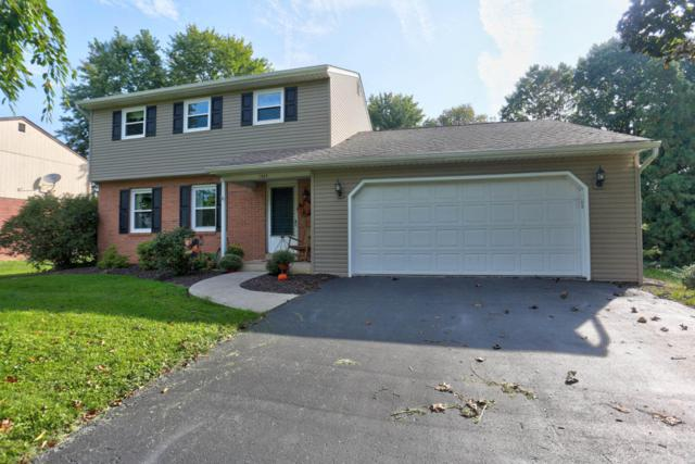 1527 Duffland Drive, Landisville, PA 17538 (MLS #270490) :: The Craig Hartranft Team, Berkshire Hathaway Homesale Realty