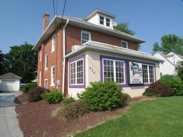434 W 4TH Street, Quarryville, PA 17566 (MLS #270573) :: The Craig Hartranft Team, Berkshire Hathaway Homesale Realty