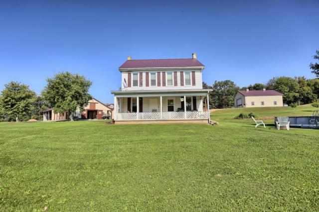195 Blue Ridge Lane, Port Royal, PA 17082 (MLS #270723) :: The Craig Hartranft Team, Berkshire Hathaway Homesale Realty