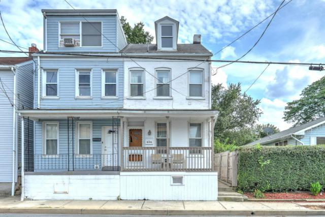 536 Manor Street, Columbia, PA 17512 (MLS #270770) :: The Craig Hartranft Team, Berkshire Hathaway Homesale Realty