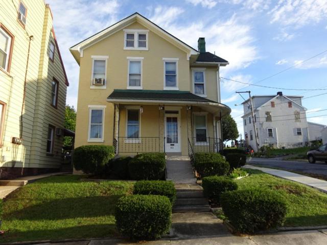 101 W Franklin Street, Womelsdorf, PA 19567 (MLS #271206) :: The Craig Hartranft Team, Berkshire Hathaway Homesale Realty