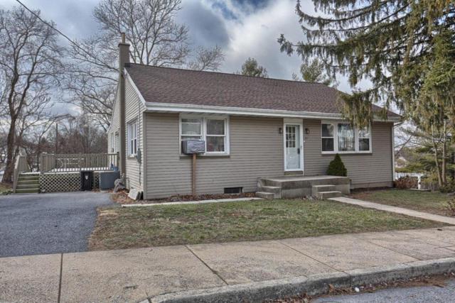 121 Spruce Street, Ephrata, PA 17522 (MLS #271382) :: The Craig Hartranft Team, Berkshire Hathaway Homesale Realty