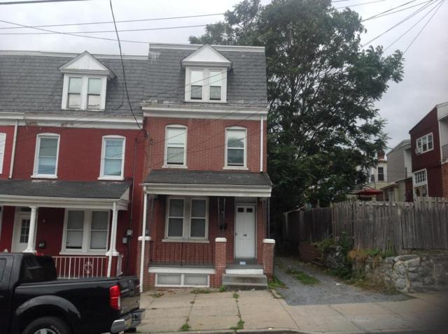 14 S Franklin Street, Lancaster, PA 17602 (MLS #271389) :: The Craig Hartranft Team, Berkshire Hathaway Homesale Realty