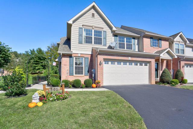 501 Hillside Drive, Mountville, PA 17554 (MLS #271456) :: The Craig Hartranft Team, Berkshire Hathaway Homesale Realty