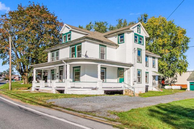 104-106 W Main Street, Reinholds, PA 17569 (MLS #271521) :: The Craig Hartranft Team, Berkshire Hathaway Homesale Realty