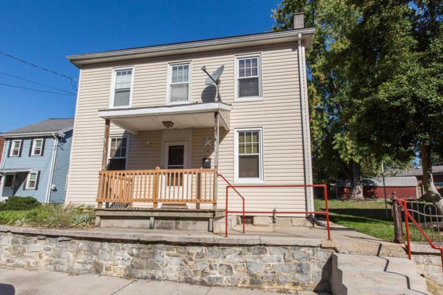 12 W Walnut Street, Marietta, PA 17547 (MLS #271583) :: The Craig Hartranft Team, Berkshire Hathaway Homesale Realty