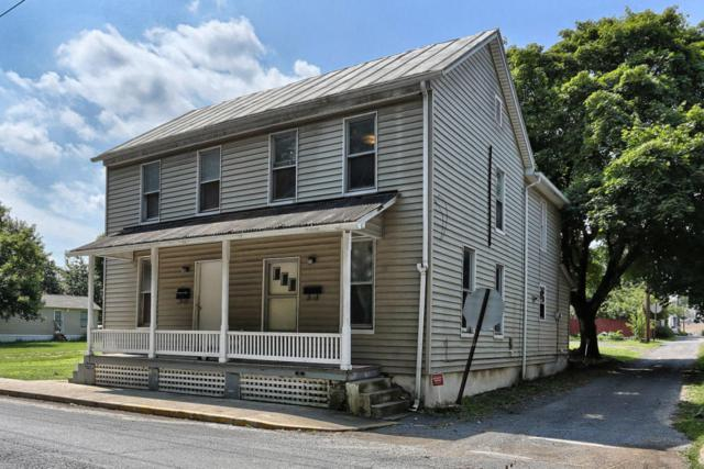 131-133 N Front Street, Newport, PA 17074 (MLS #240331) :: The Craig Hartranft Team, Berkshire Hathaway Homesale Realty