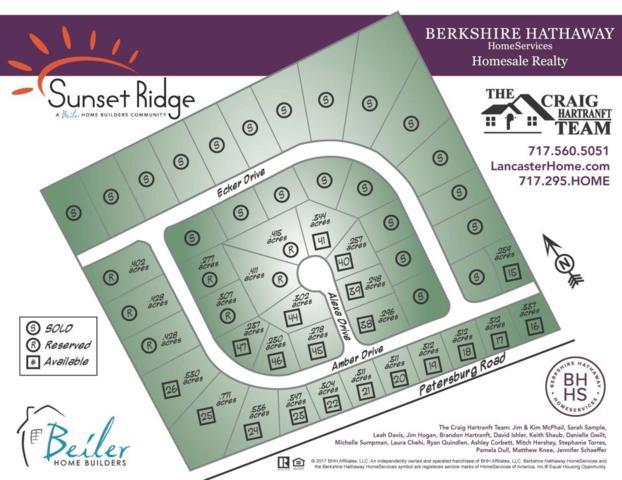 LOT 25 Amber Drive, Lititz, PA 17543 (MLS #262055) :: The Craig Hartranft Team, Berkshire Hathaway Homesale Realty