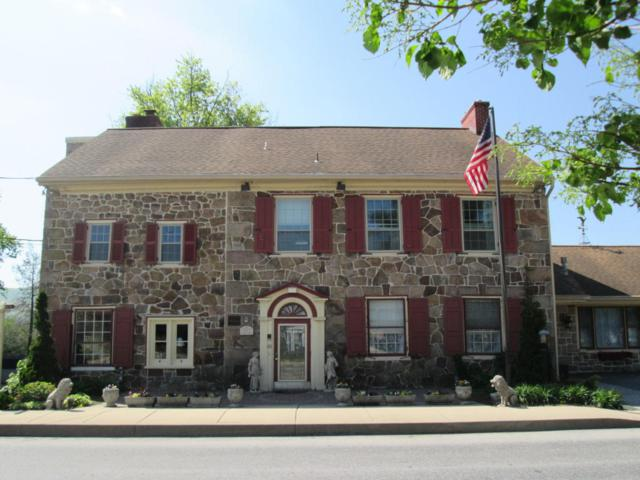2100 Main Street, Narvon, PA 17555 (MLS #262498) :: The Craig Hartranft Team, Berkshire Hathaway Homesale Realty