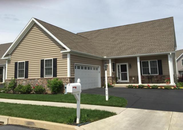 619 Boundary Street #57, Lancaster, PA 17601 (MLS #264562) :: The Craig Hartranft Team, Berkshire Hathaway Homesale Realty