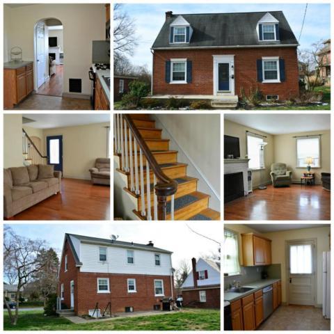 24 S 10TH Street, Columbia, PA 17512 (MLS #266516) :: The Craig Hartranft Team, Berkshire Hathaway Homesale Realty