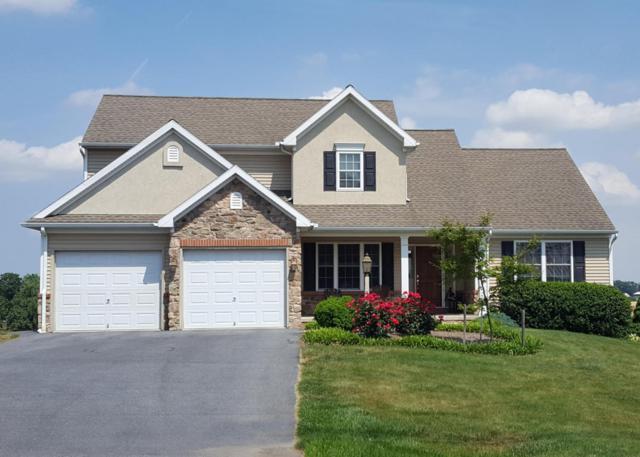 531 Oak Lane, Lititz, PA 17543 (MLS #266840) :: The Craig Hartranft Team, Berkshire Hathaway Homesale Realty