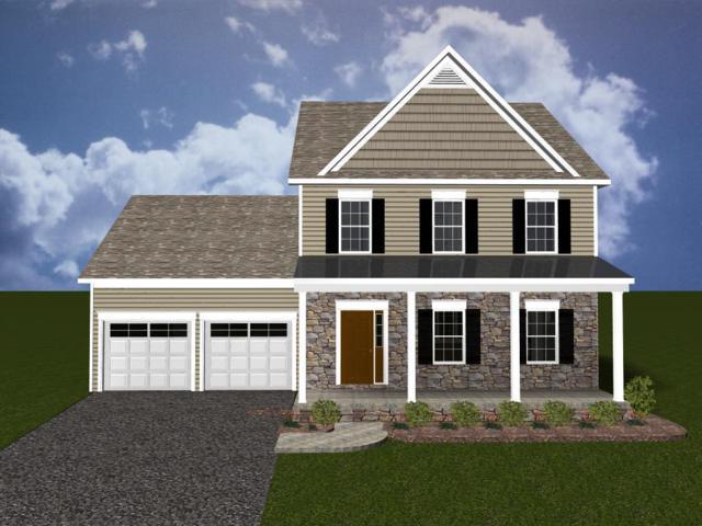 401 Wendover Way Lot 21 Sheffiel, Lancaster, PA 17603 (MLS #267560) :: The Craig Hartranft Team, Berkshire Hathaway Homesale Realty