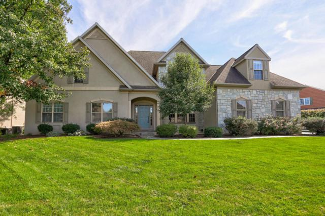 805 Woodfield Drive, Lititz, PA 17543 (MLS #270133) :: The Craig Hartranft Team, Berkshire Hathaway Homesale Realty