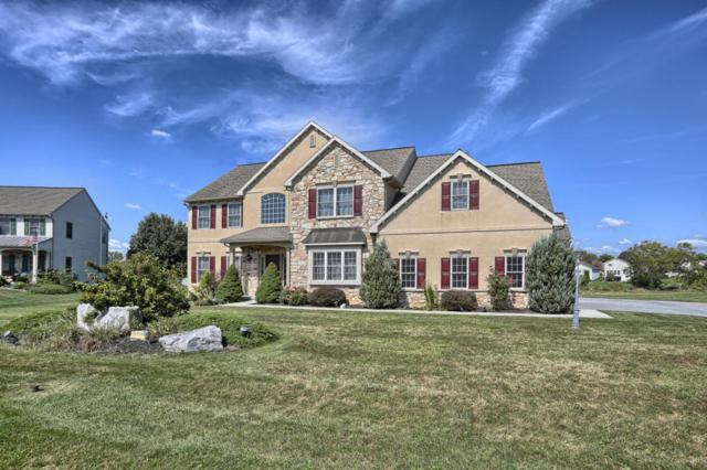 905 Meadowood Circle, Lebanon, PA 17042 (MLS #270478) :: The Craig Hartranft Team, Berkshire Hathaway Homesale Realty