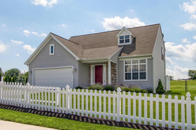 45 Tulpy View Road, Womelsdorf, PA 19567 (MLS #263373) :: The Craig Hartranft Team, Berkshire Hathaway Homesale Realty