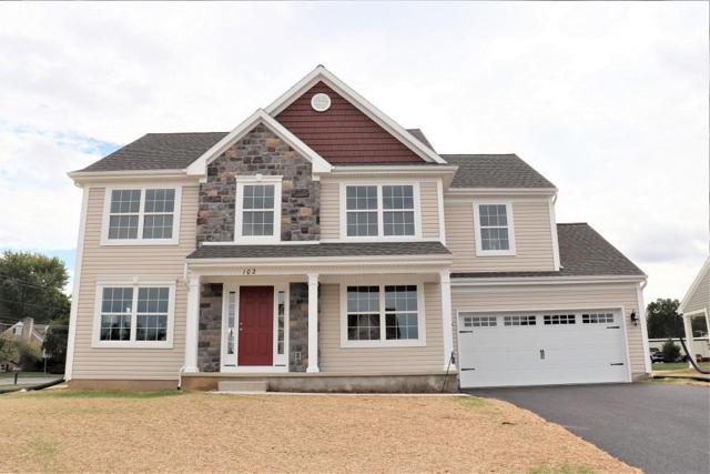 102 Autumn Blaze Way #72, Ephrata, PA 17522 (MLS #266724) :: The Craig Hartranft Team, Berkshire Hathaway Homesale Realty