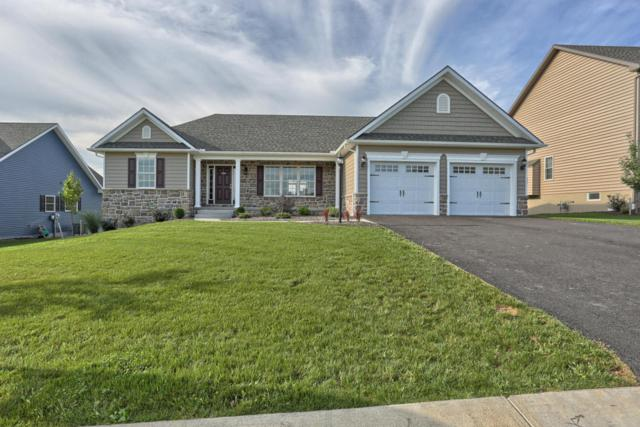 196 Scenic Ridge Boulevard #70, Lebanon, PA 17042 (MLS #254107) :: The Craig Hartranft Team, Berkshire Hathaway Homesale Realty