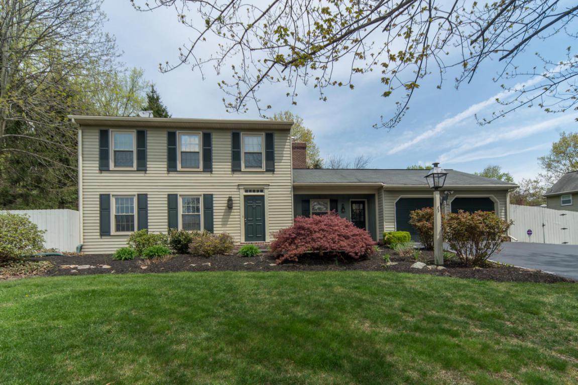 817 Mohawk Drive, Lancaster, PA 17601 (MLS #235133) :: The Craig Hartranft Team, Berkshire Hathaway Homesale Realty