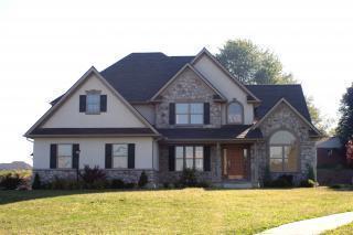 411 Scenic Ridge Boulevard, Lebanon, PA 17042 (MLS #239468) :: The Craig Hartranft Team, Berkshire Hathaway Homesale Realty