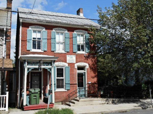 91 S Tulpehocken Street, Pine Grove, PA 17963 (MLS #240063) :: The Craig Hartranft Team, Berkshire Hathaway Homesale Realty
