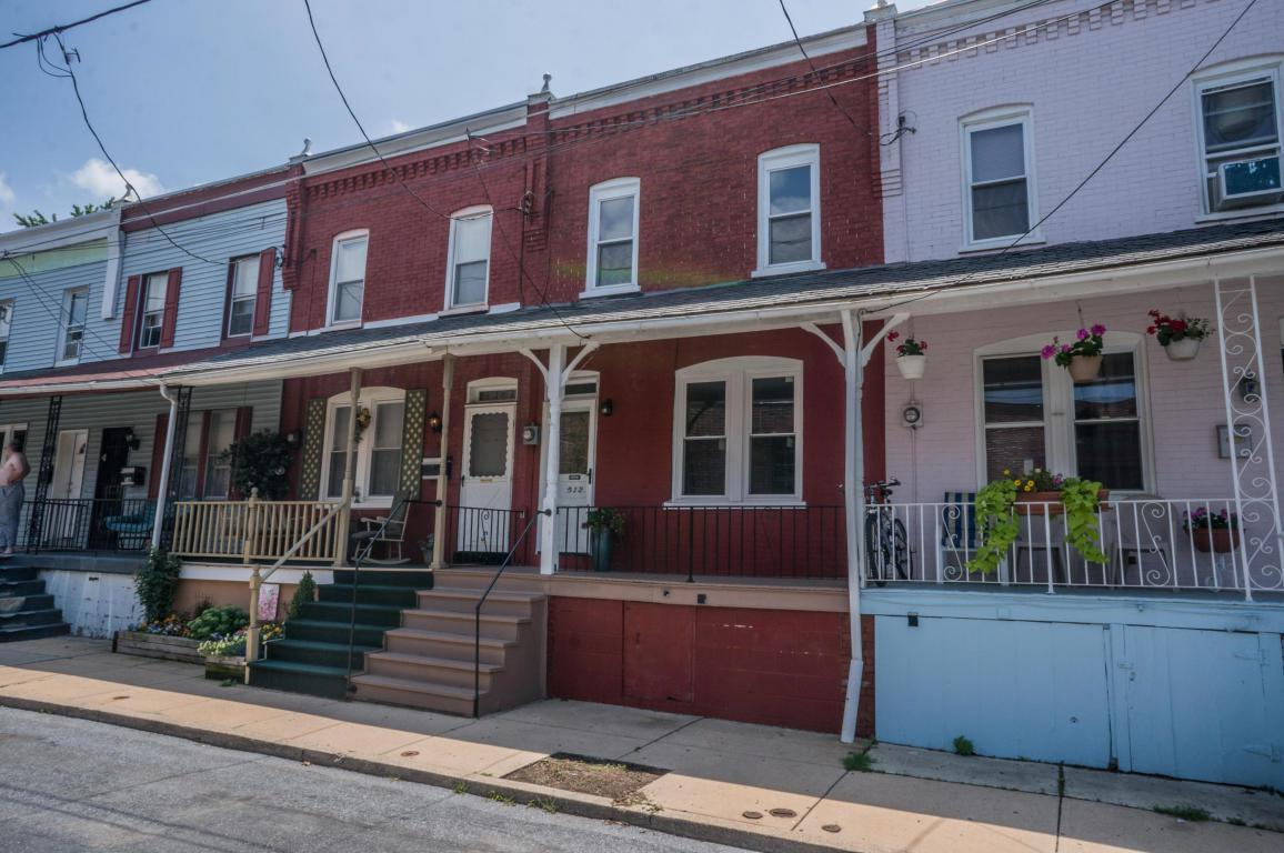 512 E Fulton Street, Lancaster, PA 17602 (MLS #241970) :: The Craig Hartranft Team, Berkshire Hathaway Homesale Realty