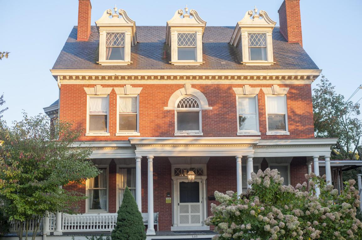 402 Manor Avenue, Millersville, PA 17551 (MLS #242765) :: The Craig Hartranft Team, Berkshire Hathaway Homesale Realty