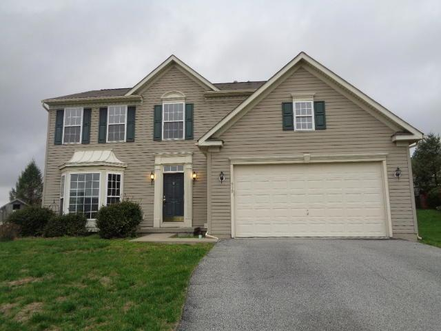 919 Colonial Court, Coatesville, PA 19320 (MLS #249093) :: The Craig Hartranft Team, Berkshire Hathaway Homesale Realty